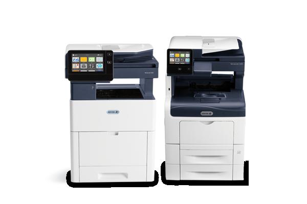 Xerox VersaLink C405 und Xerox VersaLink C505