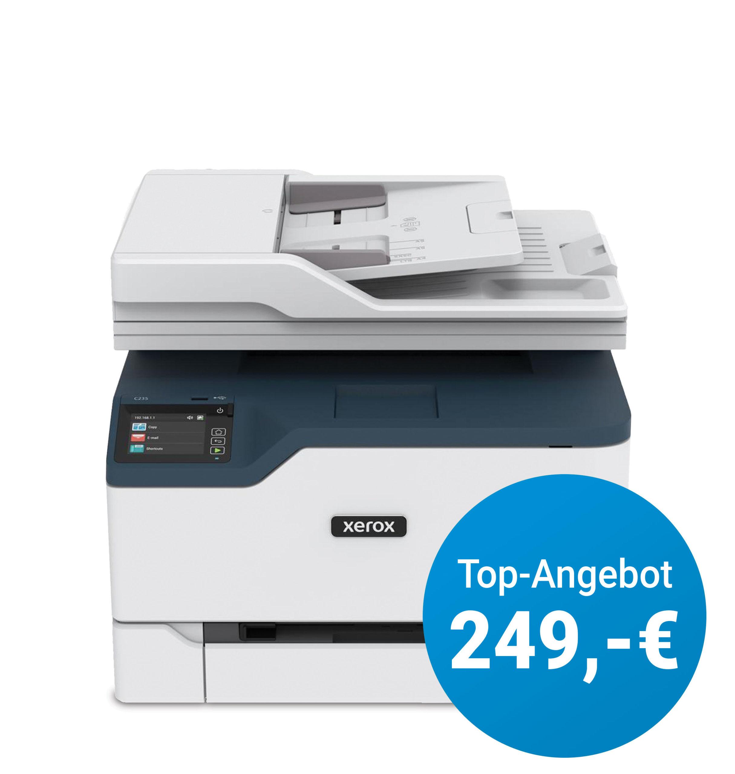 Xerox® B235V_DNI Multifunktionsdrucker