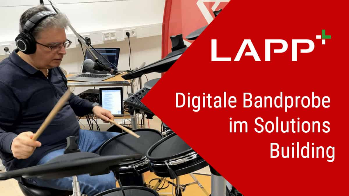 Digitale Bandprobe